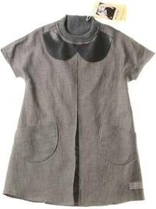Sukienka dziewczęca Decodada z tkaniny
