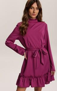 Fioletowa sukienka Renee mini