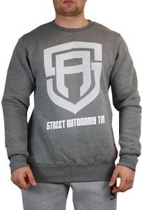 Srebrna bluza Street Autonomy