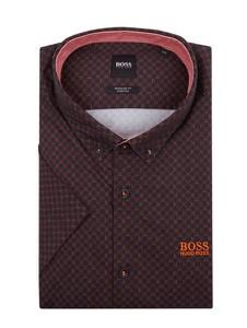 Koszula Hugo Boss z bawełny