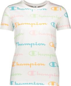 Bluzka Champion z bawełny z okrągłym dekoltem