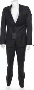Czarny garnitur Benvenuto