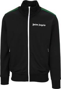 Czarna bluza Palm Angels z dzianiny