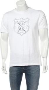 T-shirt Izod w młodzieżowym stylu z krótkim rękawem