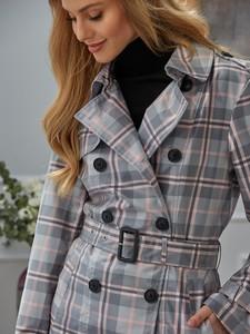 Płaszcz Rino & Pelle z tkaniny