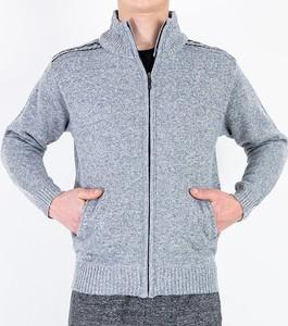 Sweter Royalfashion.pl ze stójką
