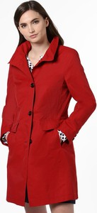 Czerwony płaszcz Gil Bret w stylu casual