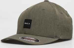Zielona czapka RVCA