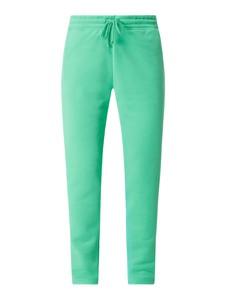 Zielone spodnie Montego