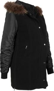 Płaszcz bonprix bpc bonprix collection z wełny
