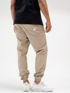 Spodnie Jigga Wear z bawełny w stylu casual
