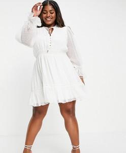 Sukienka Forever New Curve w stylu casual mini koszulowa