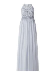 Niebieska sukienka Lipsy bez rękawów maxi