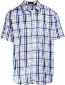 Niebieska koszula Multu w stylu casual