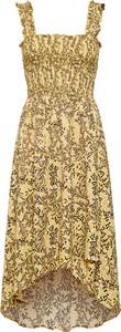 Złota sukienka Review