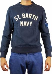 Niebieska bluza Mc2 Saint Barth w młodzieżowym stylu