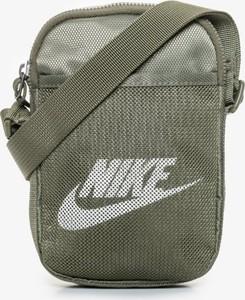Zielona torba sportowa Nike