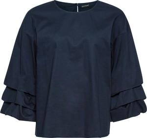 Czarna bluzka bonprix BODYFLIRT