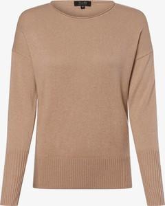 Brązowy sweter SvB Exquisit z kaszmiru w stylu casual