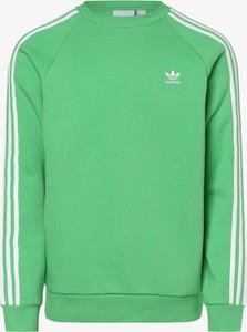 Zielona bluza Adidas Originals w sportowym stylu