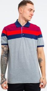Koszulka polo Urban Selection z bawełny z krótkim rękawem