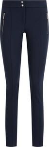 Granatowe spodnie Hugo Boss w stylu klasycznym