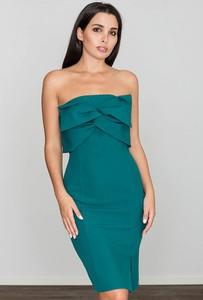 Zielona sukienka Figl bez rękawów