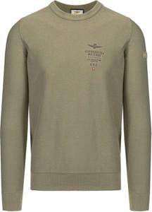 Sweter Aeronautica Militare w stylu casual z bawełny