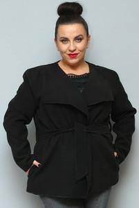 Płaszcz KARKO z tkaniny