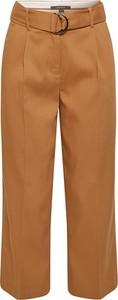 Brązowe spodnie Esprit