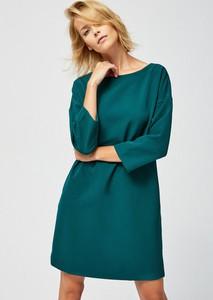 Sukienka Moodo w stylu casual midi