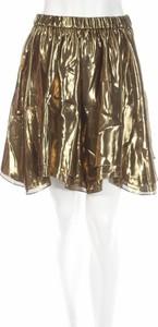 Złota spódnica Julien David