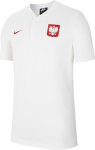 T-shirt Nike z nadrukiem w młodzieżowym stylu z krótkim rękawem