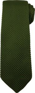 Zielony krawat Alties