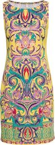 Sukienka bonprix BODYFLIRT boutique ołówkowa w stylu casual