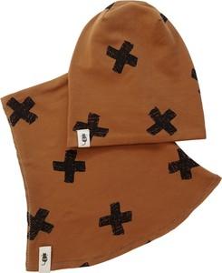 Brązowa czapka CudiKiDS