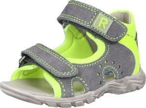 Buty dziecięce letnie Richter na rzepy