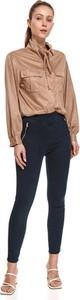 Jeansy Top Secret z jeansu w stylu casual
