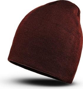 Pomarańczowa czapka Em Men`s Accessories