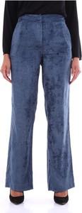 Niebieskie spodnie Pt Torino
