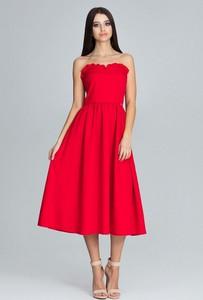 Sukienka Figl gorsetowa