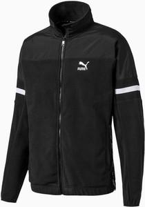 Czarna bluza Puma w sportowym stylu