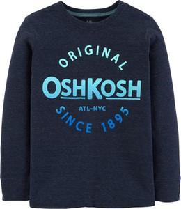Bluzka dziecięca OshKosh z bawełny