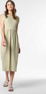 Sukienka Rich & Royal bez rękawów z okrągłym dekoltem midi