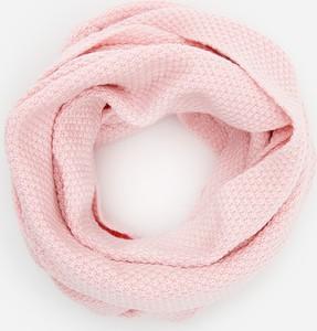 Różowy szalik dziecięcy Reserved