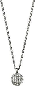 Pilgrim grace necklace uni srebrny