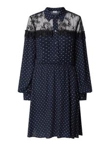 Granatowa sukienka Liu-Jo mini