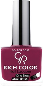 Golden Rose Rich Color Nail Lacquer Lakier do Paznokci 153 10,5 ml