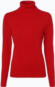 Czerwony sweter franco callegari