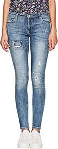 Błękitne jeansy ESPRIT